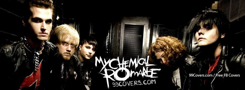 My Chemical Romance Wallpaper Facebook Cover Photos
