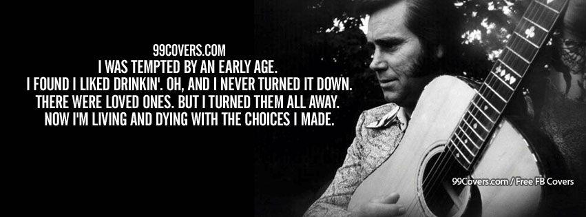 George Jones:Choices Lyrics - FANDOM powered by Wikia