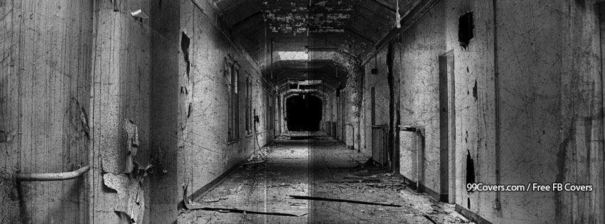 Facebook Cover Photos Creepy Hallway Facebook Cover Photos