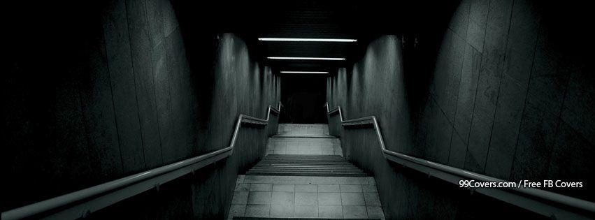 Facebook Cover Photos Creepy Staircase Facebook Cover Photos