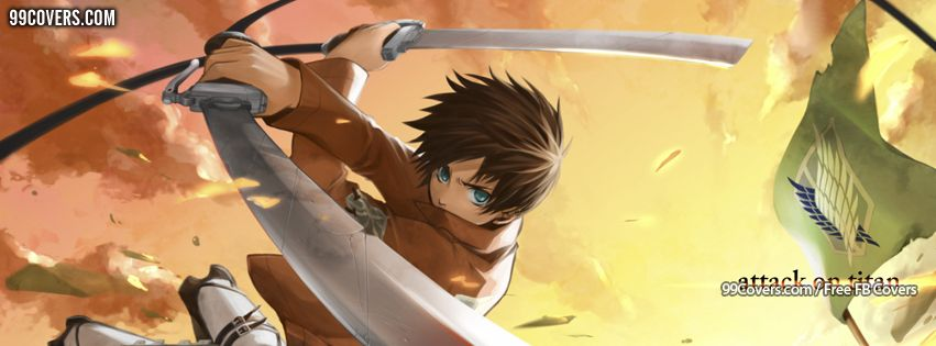 Facebook Cover Photos Shingeki No Kyojin Attack On Titan Eren