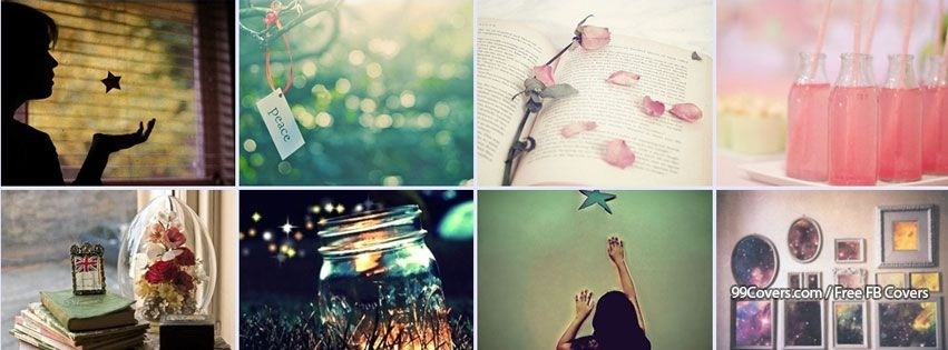 Facebook Cover Photos - Girly Me Imagine Everything ...