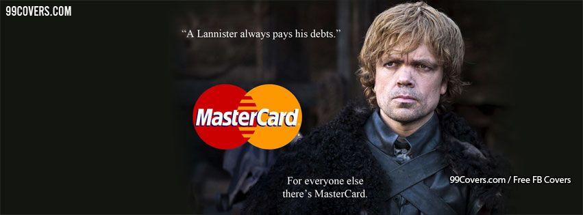 A Lannister Facebook Cover Photos