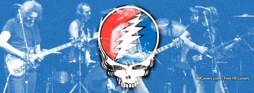 Grateful Dead Facebook Covers