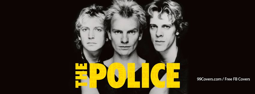 The Police Fb Timeline Cover Image