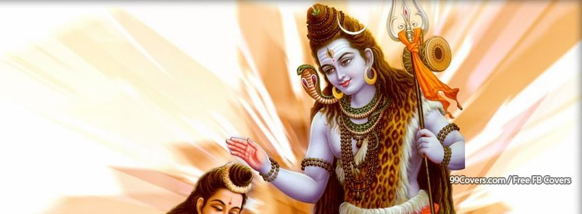 Lord Shiva Fb Cover Photo