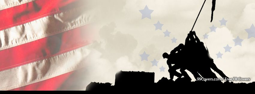 Veterans Day Facebook Timeline Covers