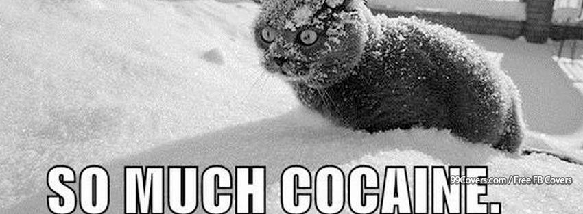 Cocaine Facebook Cover Photos
