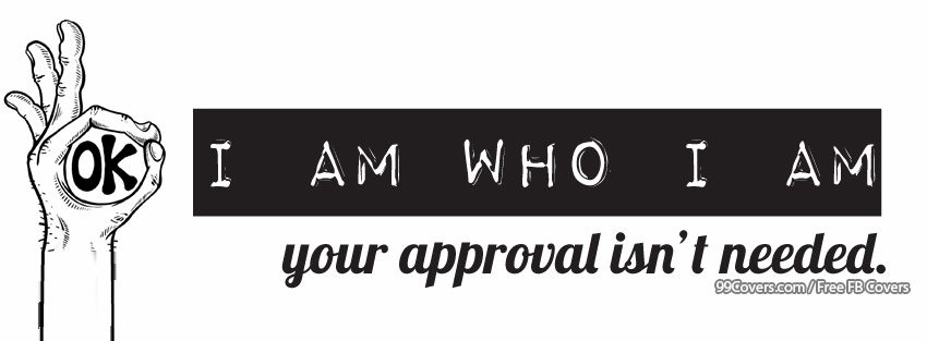 I Am Who I Am Photos