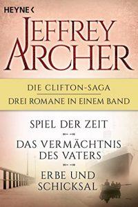 Descargar Die Clifton-Saga 1-3: Spiel der Zeit / Das Vermächtnis des Vaters /  – Erbe und Schicksal (3in1-Bundle) -: Drei Romane in einem Band (German Edition) pdf, epub, ebook