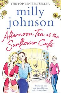 Download Afternoon Tea at the Sunflower Café pdf, epub, ebook