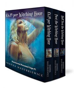 Download Paranormal Personnel Saga box set – books 1-3 pdf, epub, ebook