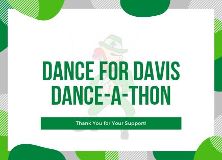 Dance for davis green gray