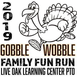 Gobble wobble logo