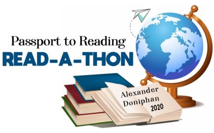 Readathon logo 2020