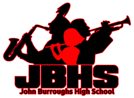 Jbhs band logo sample red 3