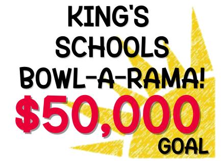 King's schools bowl a rama!