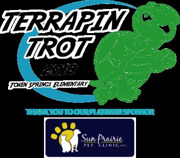 Token springs sponsor graphic