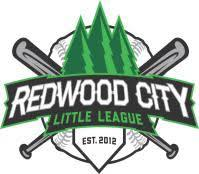 Redwood city little league logo
