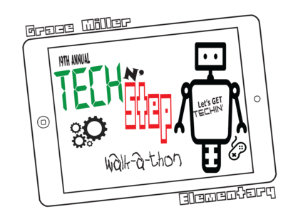 Technstep 2color logo