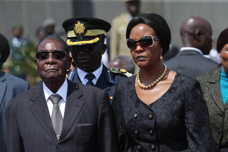 Mugabe coup