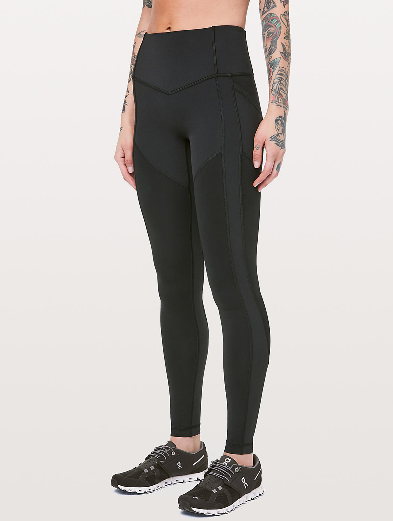"bb4197c1c9ba Accurately named the ""All the Right Places Pant II"", these high-rise  leggings are a little more high-tech than your average pair."