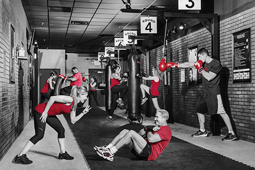 9Round fitness and kickboxing classes in Bend, OR - NE 3rd St.