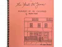 Memories of My Childhood by Arlene Fisher