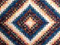 King Hand Painted Navy and Teal Color Splash Quilt