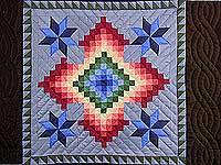 KING Amish Colors Grannys Favorite Quilt
