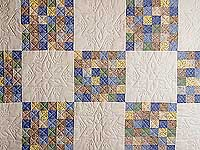 Soft 36 Patch Quilt