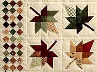 King Autumn Splendor in Commons Quilt