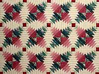 Rose Pink Teal Green Pineapple Quilt