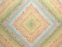 Willow and Pastels Color Splash Quilt