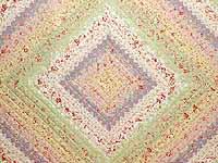 King Pastels Color Splash Quilt