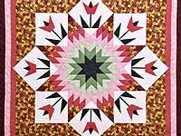 Spring Star Quilt