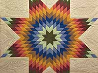 Southwest Colors Lone Star Quilt