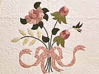 Dusty Rose Lancaster Treasures Quilt