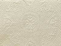 King All-Quilted Heirloom Quilt