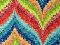 Bargello Flame - Brilliant 
