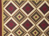 King Mosaic Quilt