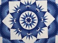 Mariner's Star King Quilt