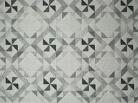 Pinwheel Twist - Queen Size  New design with Shams included !