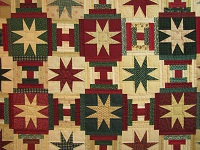 Courthouse Step Star Quilt
