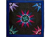 Almost Amish Compass Wall Hanging