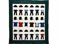 Amish Clothes Crib Quilt