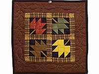 Miniature Autumn Splendor Quilt