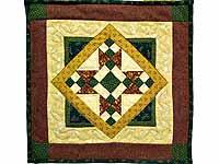 Miniature Mosaic Quilt