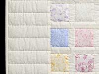 Pastel Delight Crib Quilt