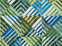 Batik Underwater World Wall Quilt